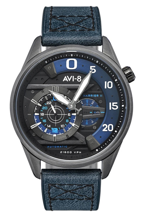 Montre AVI-8 Hawker Harrier II Automatique-AVI-8-TAMARA