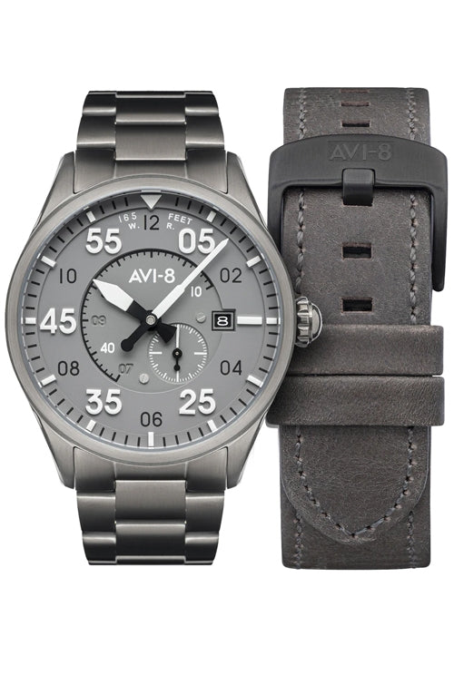 Montre AVI-8 Spitfire Automatique-AVI-8-TAMARA