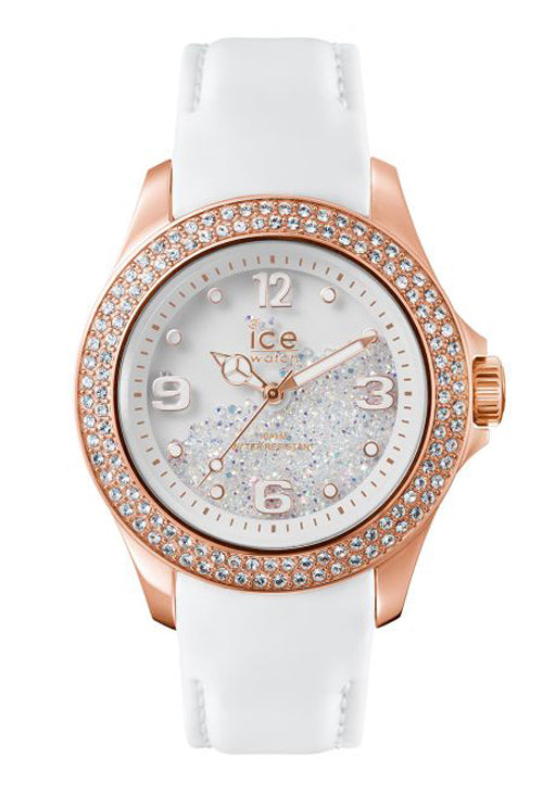 Montre ICE-WATCH Swarovski Rose Gold-MONTRES-TAMARA