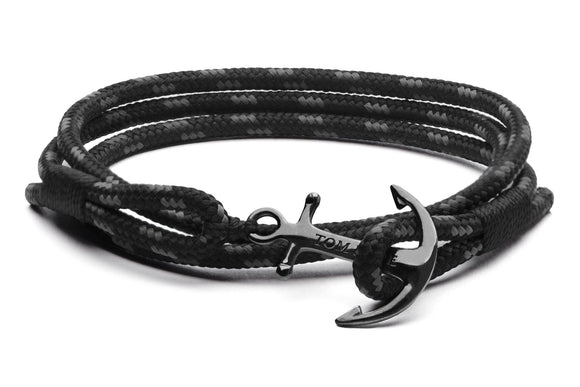 Bracelet Tom Hope Triple Black-Tom Hope-TAMARA