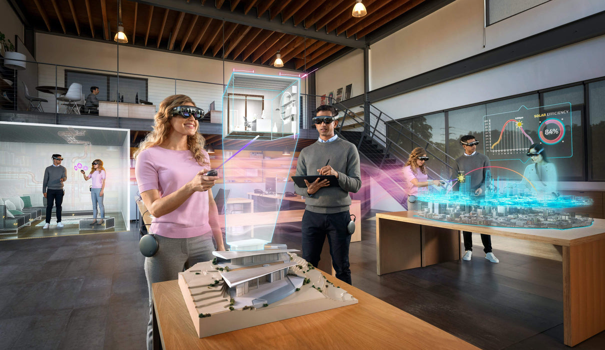 Magic Leap (Gafas de Realidad Mixta)