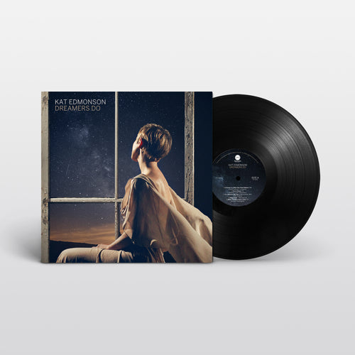 Kat Edmonson DREAMERS DO Double vinyl record