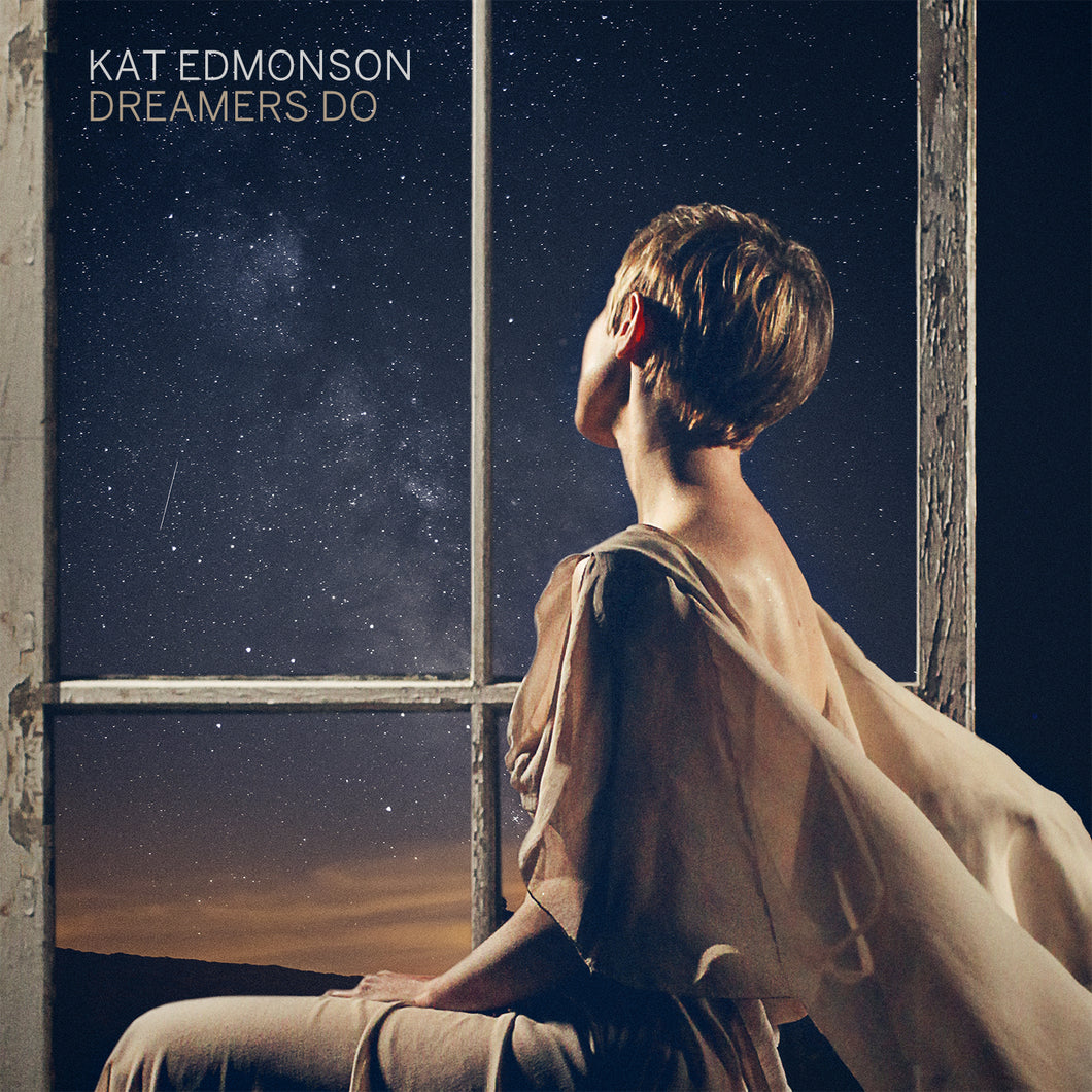 Kat Edmonson DREAMERS DO CD