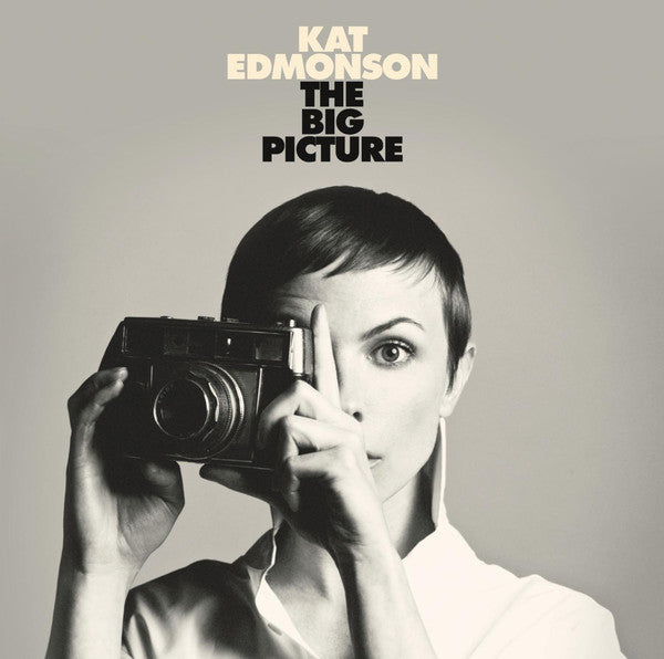 Kat Edmonson - The Big Picture front cover