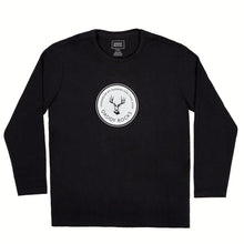 "Load image into Gallery viewer, PREMIUM LONG SLEEVE SHIRT DADDYROCKS ""CREW NECK"""