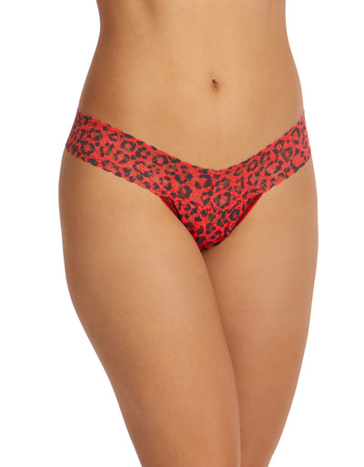 On The Prowl Low Rise Thong