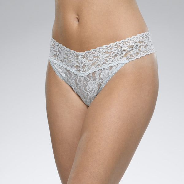Bride Original Rise Thong