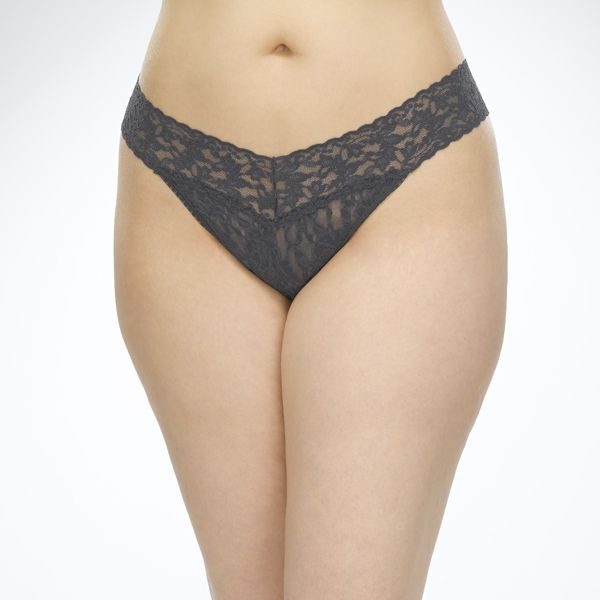 Signature Lace *Plus Size* Original Rise Thong