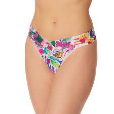 Aquarelle Original Rise Thong