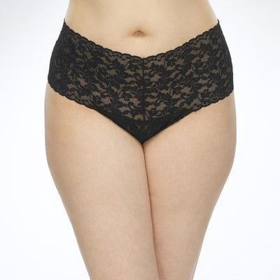 Retro Lace *Plus Size* Thong