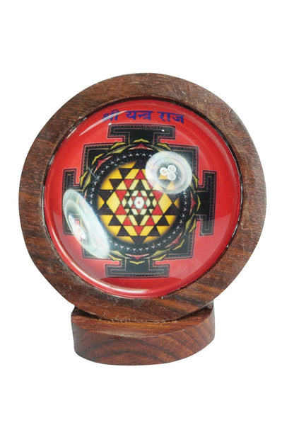 Sri Yantra Spiritual Talisman For Prosperity, Wealth And Postive Energy - mogulgallery