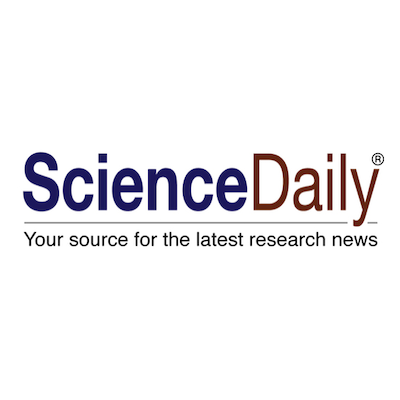 Science Daily logo, Science Daily research news