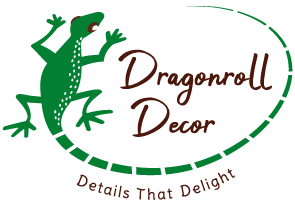 Dragonroll Decor