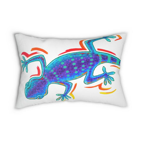 Happy Gecko  Accent Cushion
