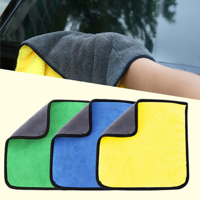 New Super-absorbent Car Cleaning Towels Microfiber Fast-Drying Towels Super Absorbent Car Wash Cloths Scratch Free Wholesale CSV