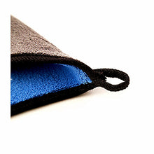 Load image into Gallery viewer, 30X30CM Polyester Thick Auto Care Detailing Polishing Microfiber Fiber Home Washing Super Absorbent Car Towel Cleaning Cloths