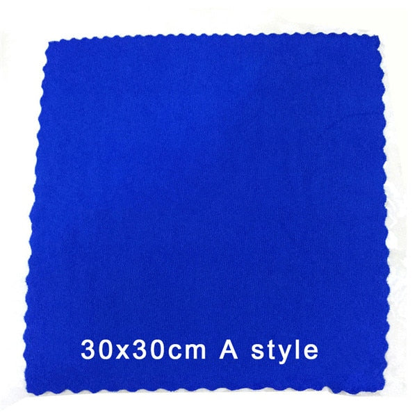 Car Soft Microfiber Cleaning Towel Car Wash Dry Clean Polish Cloth Motorcycle Detailing Care Kitchen Housework Towel  TXTB1