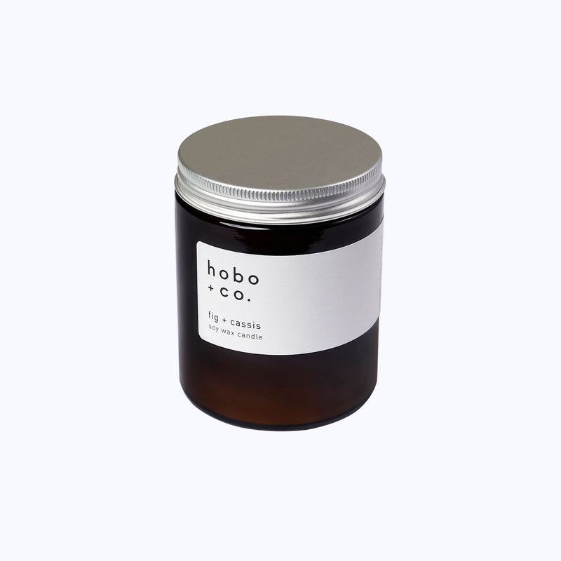 Fig and Cassis Medium Jar Candle