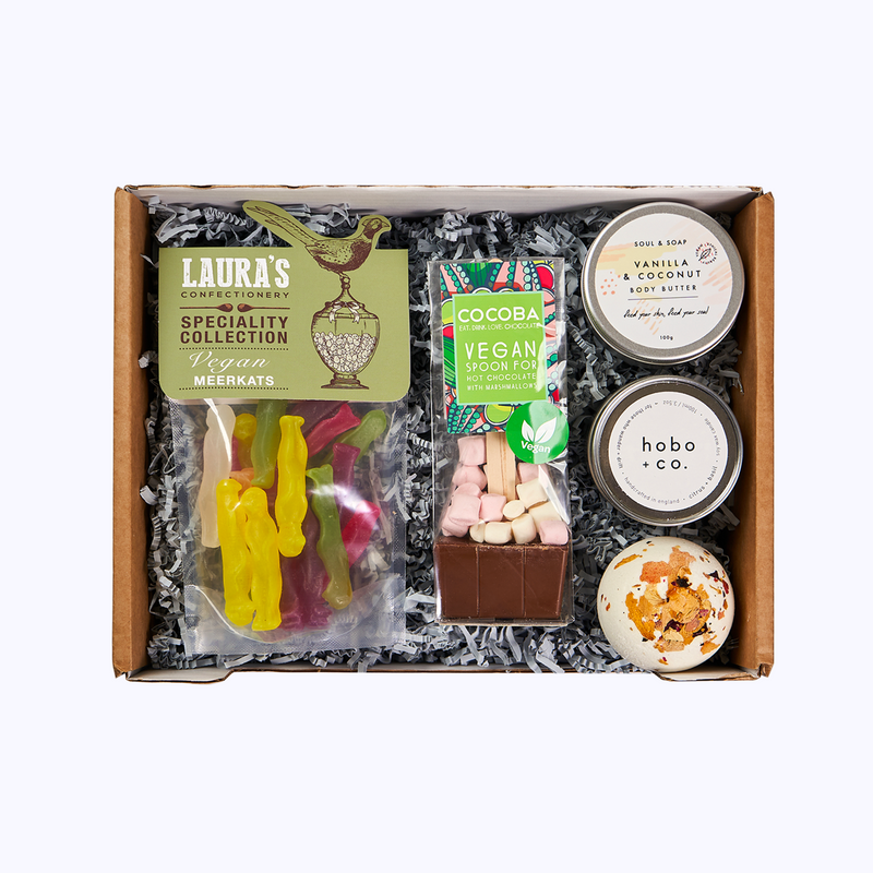 100% VEGAN Relaxing Time Box