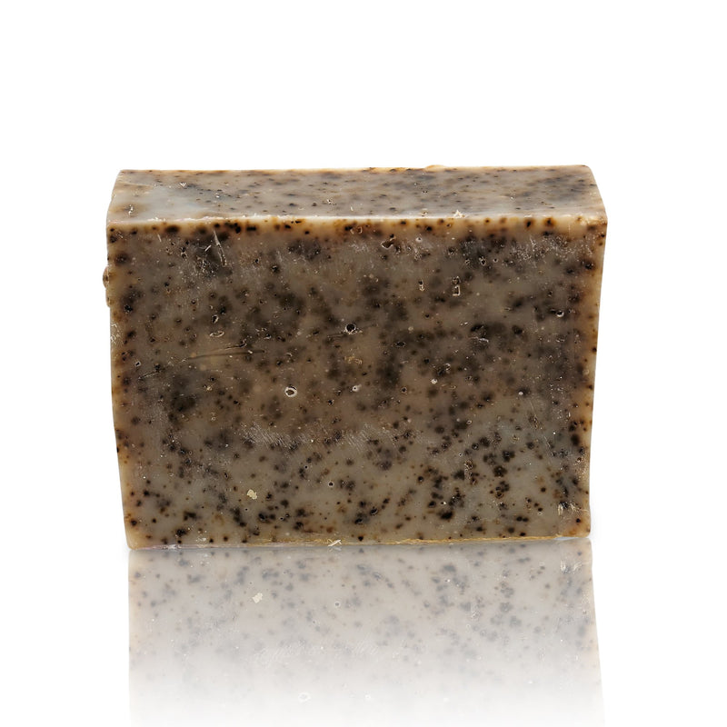 Coffee and Almond Soap