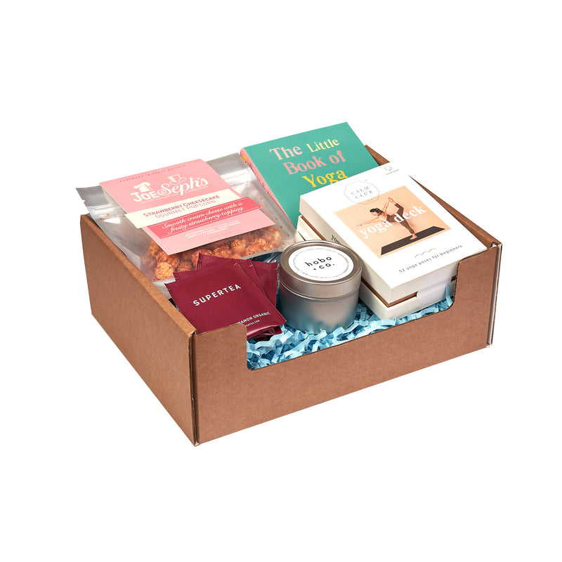 Yoga Time Experience Box