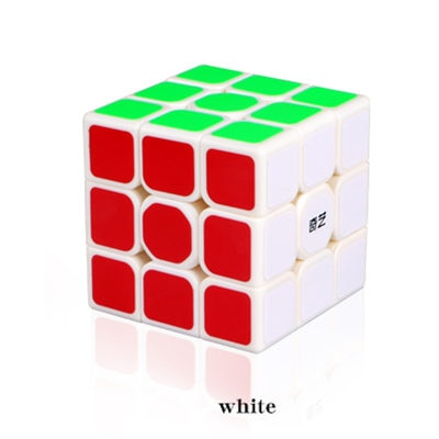 QiYi Sail W 3x3x3 Speed Magic Cube Black Professional 3x3 Cube Puzzle Educational Toys For Children Gift 3x3