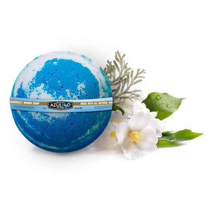 GoGreen Hemp CBD Bath Bombs Azul H20 40mg