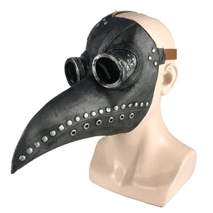 Medieval Steampunk Plague Doctor Mask