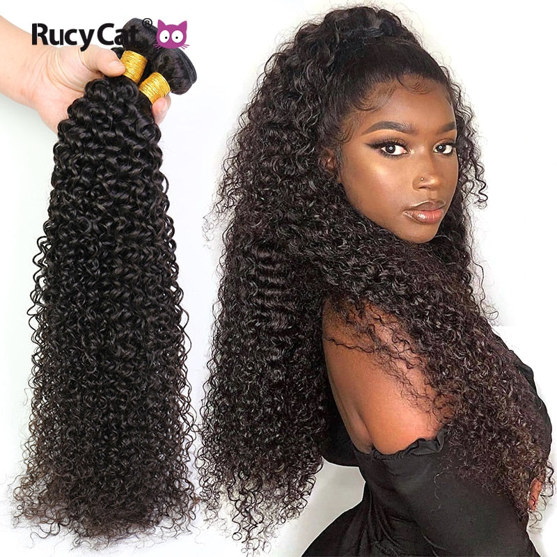 Indian Kinky Curly Bundles