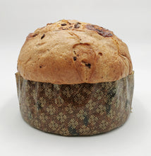 Load image into Gallery viewer, Panettone au chocolat noir et au chocolat inspiration fraises