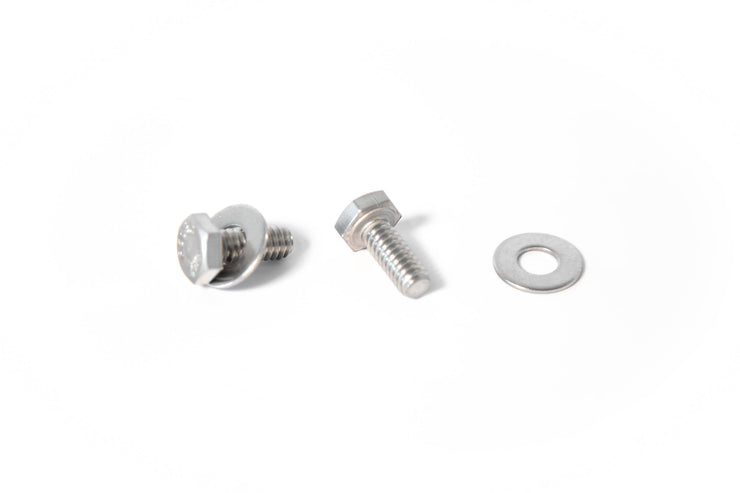"1/4"" Hex Head Bolt & Washer"