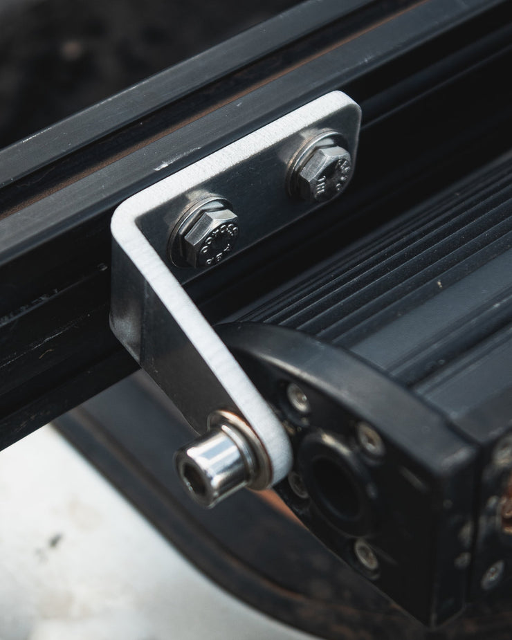Sherpa Light Bar Brackets