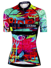 8 Days (Aqua) Women's  CYCLING JERSEY サイクルジャージ