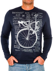 Cognitive Therapy (Navy) Long Sleeve