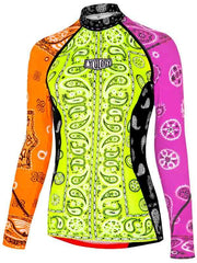 Bandana Women's Long Sleeve Cycling Base Layer | Cycology AUS