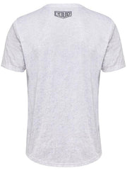 DNA Run Mens Grey Technical T shirt | Cycology Clothing