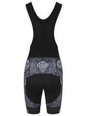 Day of the Living Black Women's Bibshorts ウィメンズ ビブショーツ
