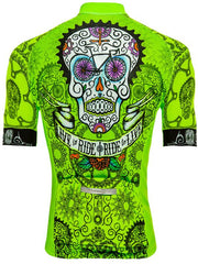 Day of the Living (Lime) Men's Jersey