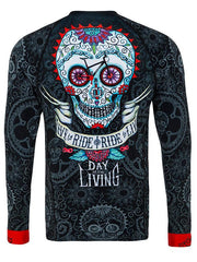 Day of the Living Long Sleeve MTB Jersey