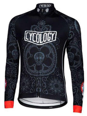 Day of the Living Mens Long Sleeve Jersey