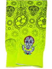 Day of the Living (Lime) Arm Warmers アームウォーマー