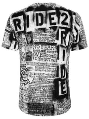 Live to Ride Men's Technical Tshirt | Cycology AUS