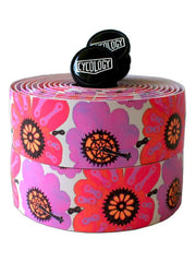 Pedal Flower Pink Cycling Handlebar Tape | Cycology Clothing