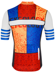 THE MIXER MEN'S CYCLING JERSEY メンズサイクリングジャージ