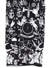 Velo Tattoo Arm Warmers アームウォーマー