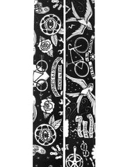 Velo Tattoo Black Cycling Handlebar Tape | Cycology Clothing