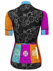 Extra Lucky Chain Ring Womens Cycling Jersey | Cycology AUS