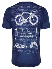I-Tri Men's Technical T-Shirt