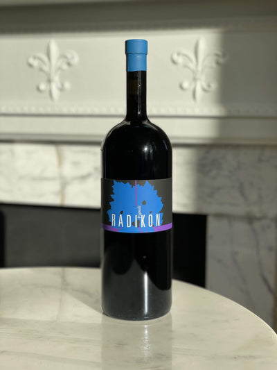 2008 Radikon, 'Pignoli' Pignolo (1liter) Mom 'n 'em Coffee & Wine Cincinnati Natural Wine and Coffee Shop