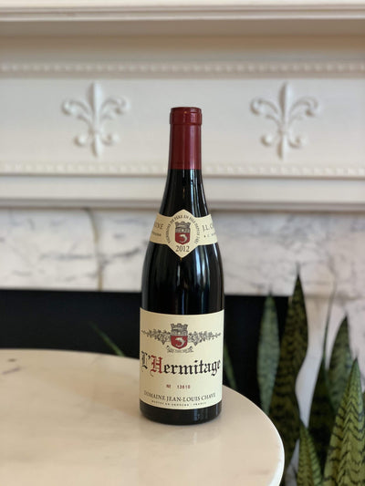 2012 Domaine Jean-Louis Chave, Hermitage Rouge Mom 'n 'em Coffee & Wine Cincinnati Natural Wine and Coffee Shop